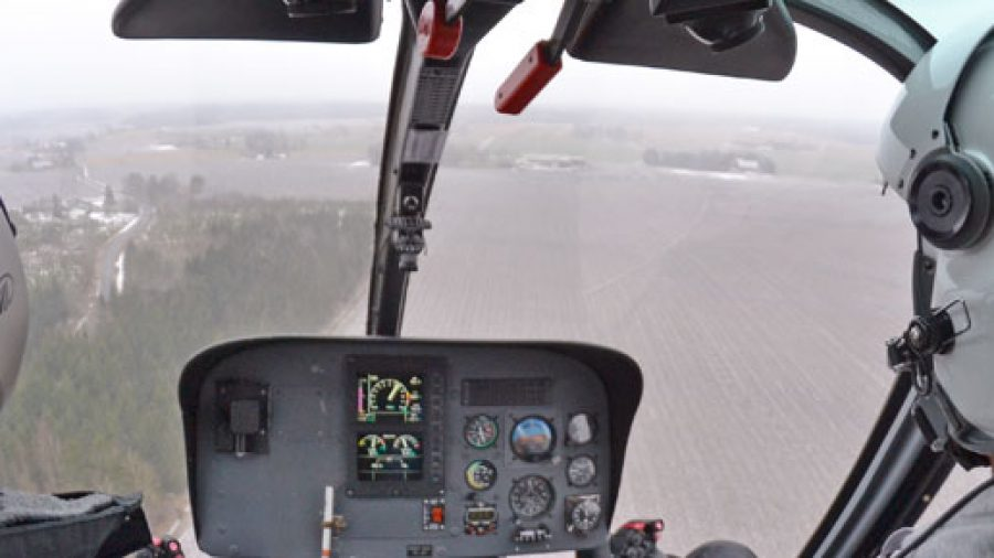 EASA CPL(H) – Commercial Pilot License Helicopter