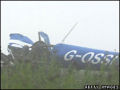Robinson R44 crash in Cubric, UK