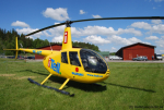 Robinson R44 - Helicopter Assistance - RollOut 2008 i Västerås