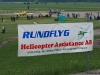 Helicopter Assistance hade rundflygning